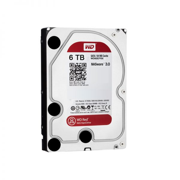 Western Digital RED WD60EFRX 6tb